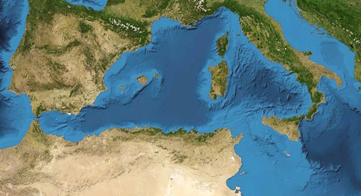 Building a maritime strategy for the western mediterranean