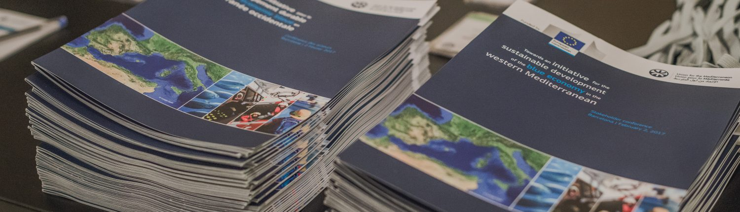 stack of conference programme- brochures