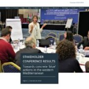 stakeholder results report cover page