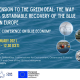 poster of the searica blue economy conference
