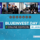 poster blue invest day 2021