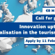 announcement cosme call tourism
