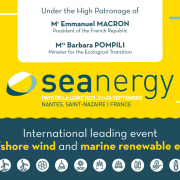 sea energy event poster with new dates