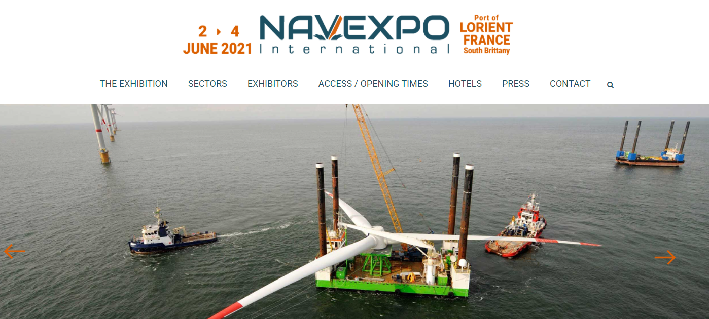 navexpo event poster