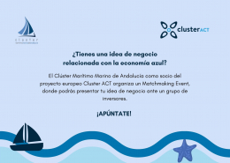 clusteract matchmaking event poster