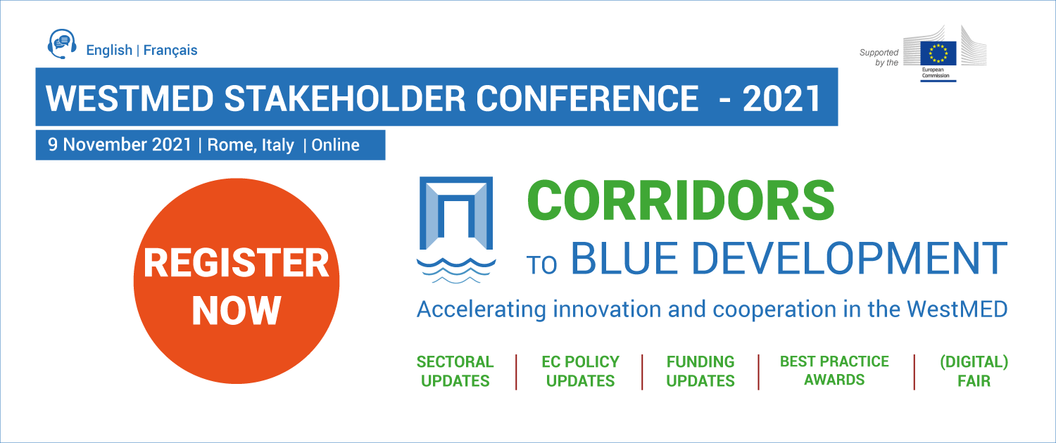 westmed stakeholder conference announcement poster