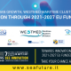 seafutere cluster event announcement with partner logos