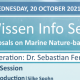 nfo session poster marine nature based solutions